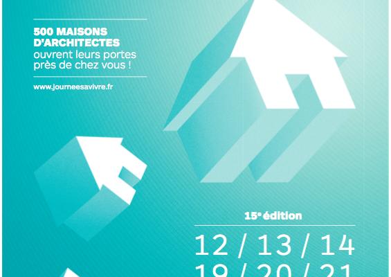 A vivre 2015 les journées de l'Architectures